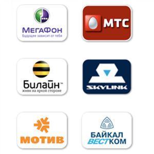 Операторы сотовой связи Городища
