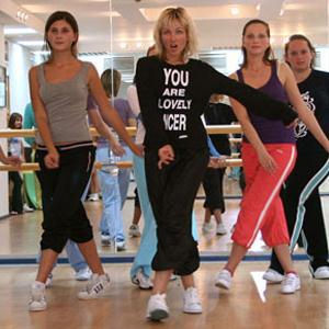 Школы танцев Городища