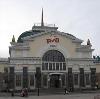 Железнодорожные вокзалы в Городище