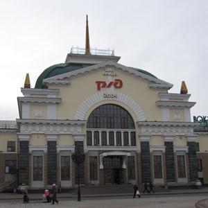 Железнодорожные вокзалы Городища